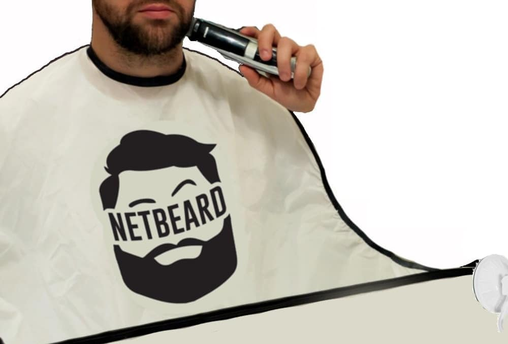 Bavoir à barbe NetBeard