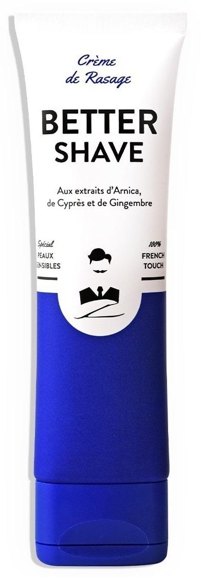 Crème à raser Better Shave de Monsieur Barbier