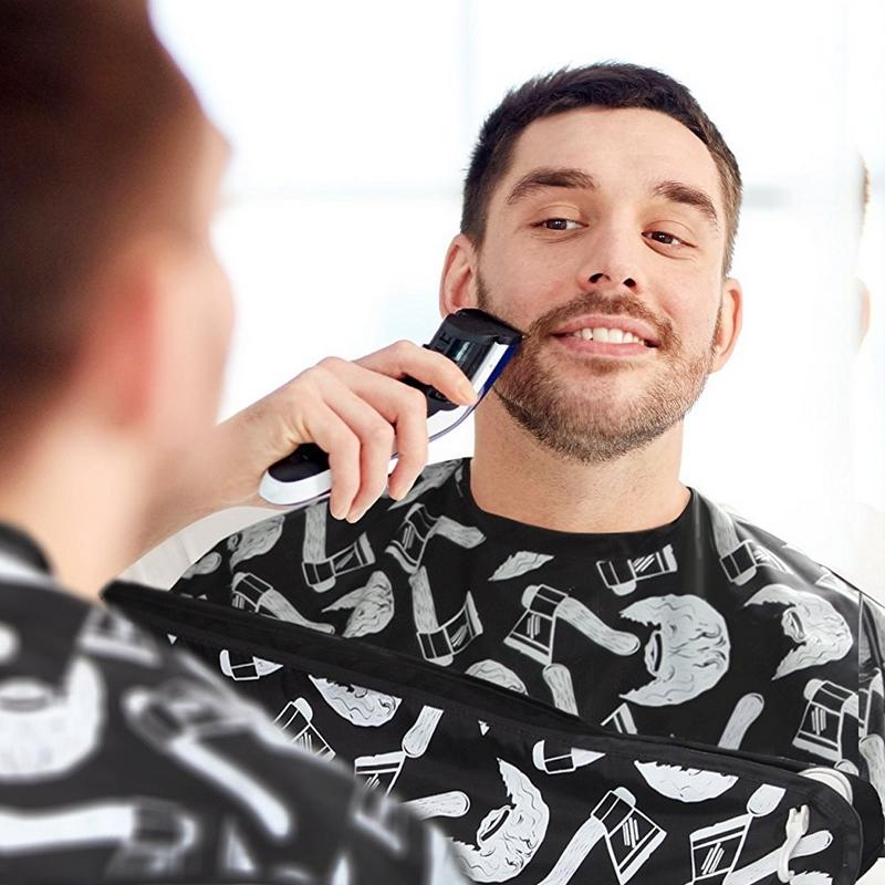 Fabriquer un tablier à barbe tuto