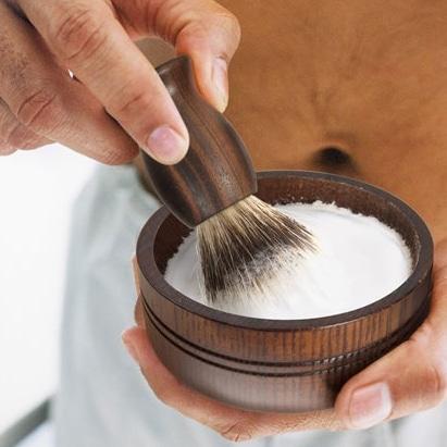 savon à barbe