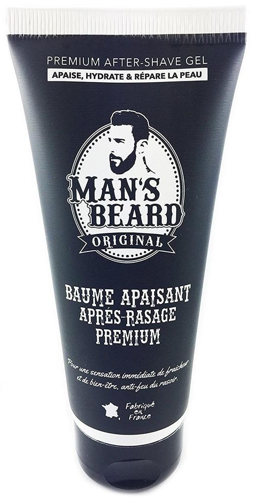 Baume après rasage Man's Beard