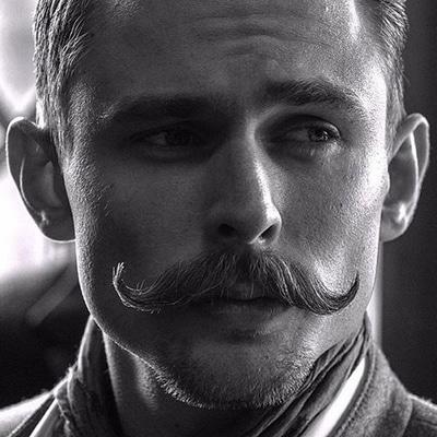 Comment tailler moustache handlebar