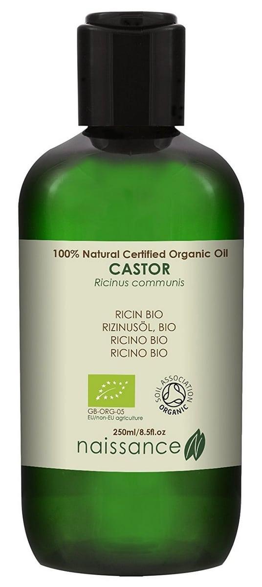 huile de ricin 100 naturelle a froid