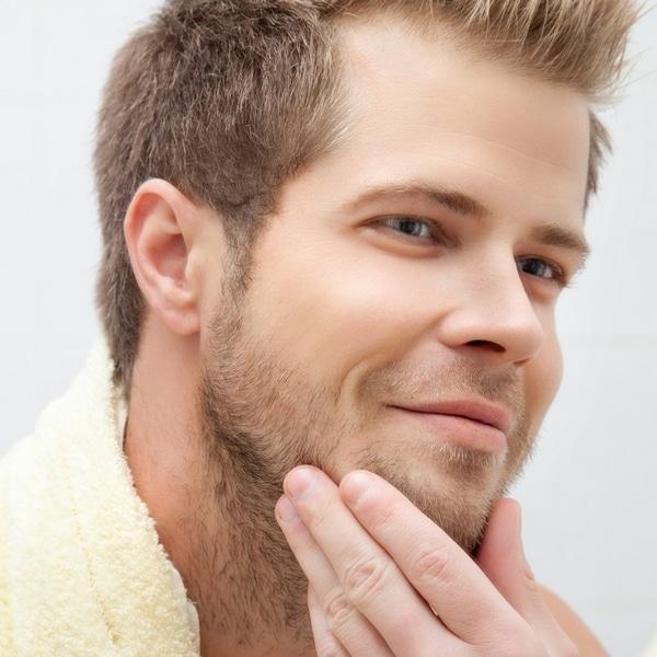 Huile eucalyptus barbe