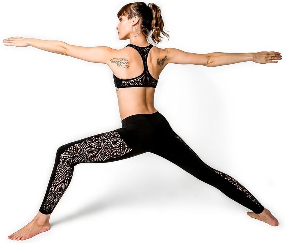 Legging fitness yoga Yoga Design Lab