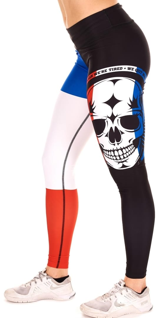 Legging musculation CrossFit Northern Spirit