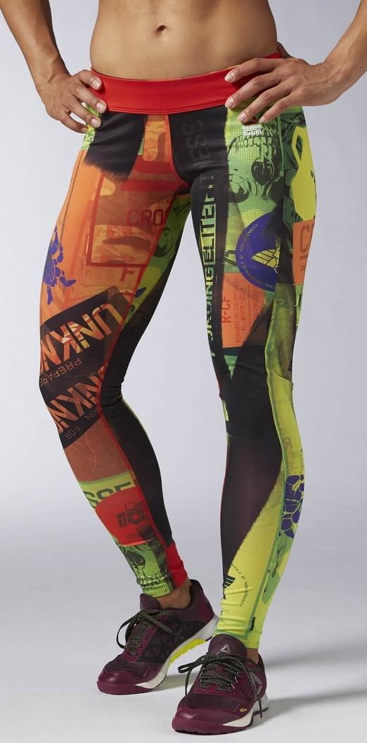 Legging musculation CrossFit Reebok