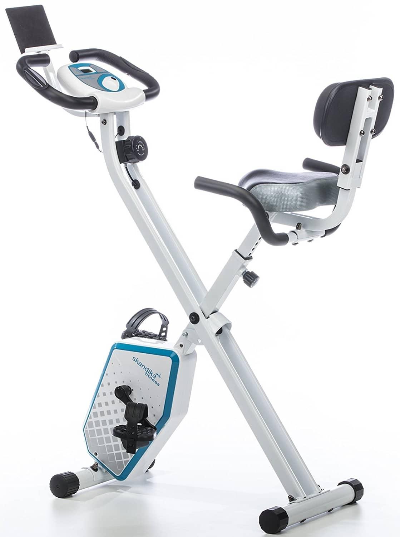 Vélo d'appartement Skandika Foldaway X 1000 Plus