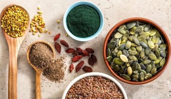Aliments riches en protéines vegan