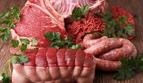 Aliments riches en protéines viandes