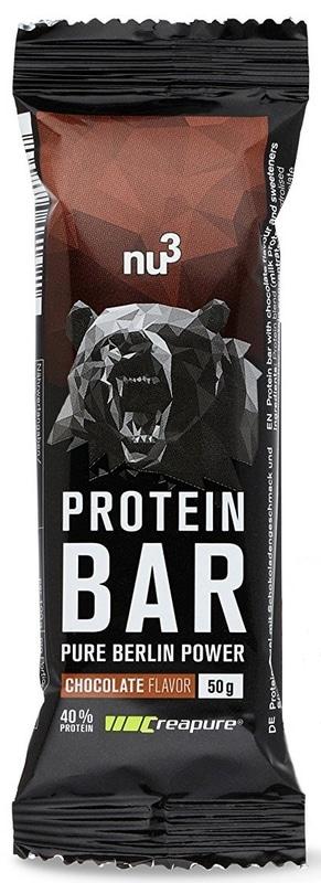 Barre protéinée nu3