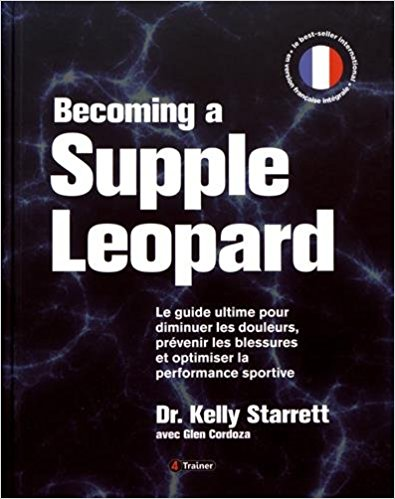 Livre CrossFit Becoming a Supple Leopard