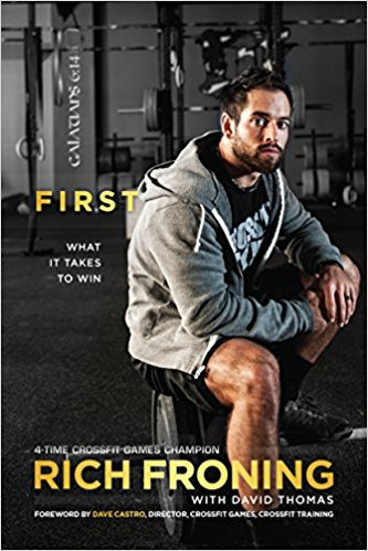 Livre CrossFit First What It Takes to Win