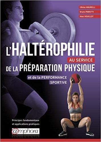 Livre CrossFit L'haltérophilie au service de la préparation physique