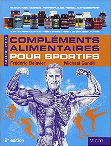 Livre nutrition sportive Guide des compléments alimentaires pour sportifs