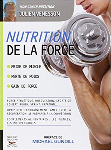 Livre nutrition sportive Nutrition de la force