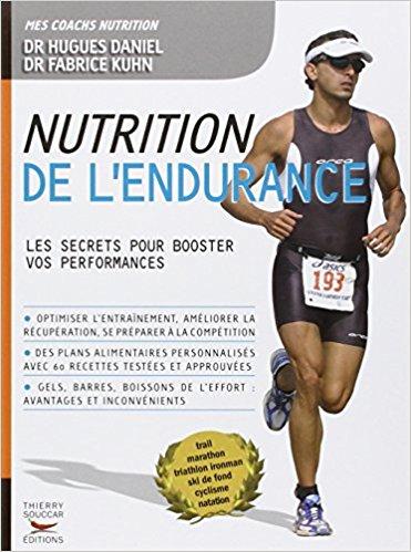 Livre nutrition sportive Nutrition de l'endurance