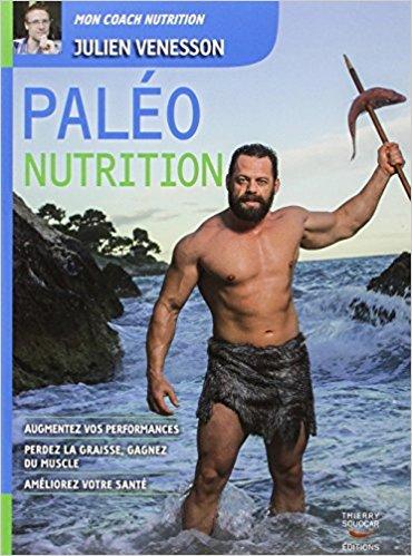 Livre nutrition sportive Paléo Nutrition