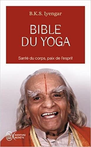 Livre yoga Bible du Yoga
