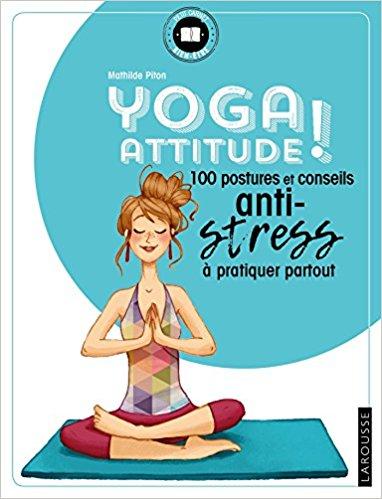 Livre yoga Yoga Attitude