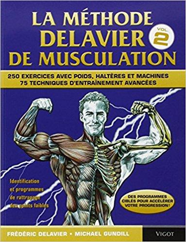 Méthode Delavier Vol. 2