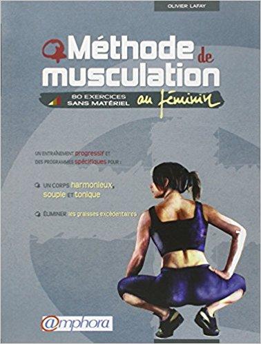 Méthode de musculation au féminin Lafay