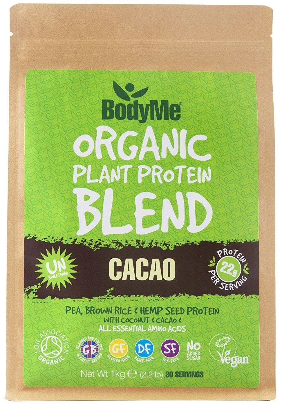 Protéines végétales BodyMe