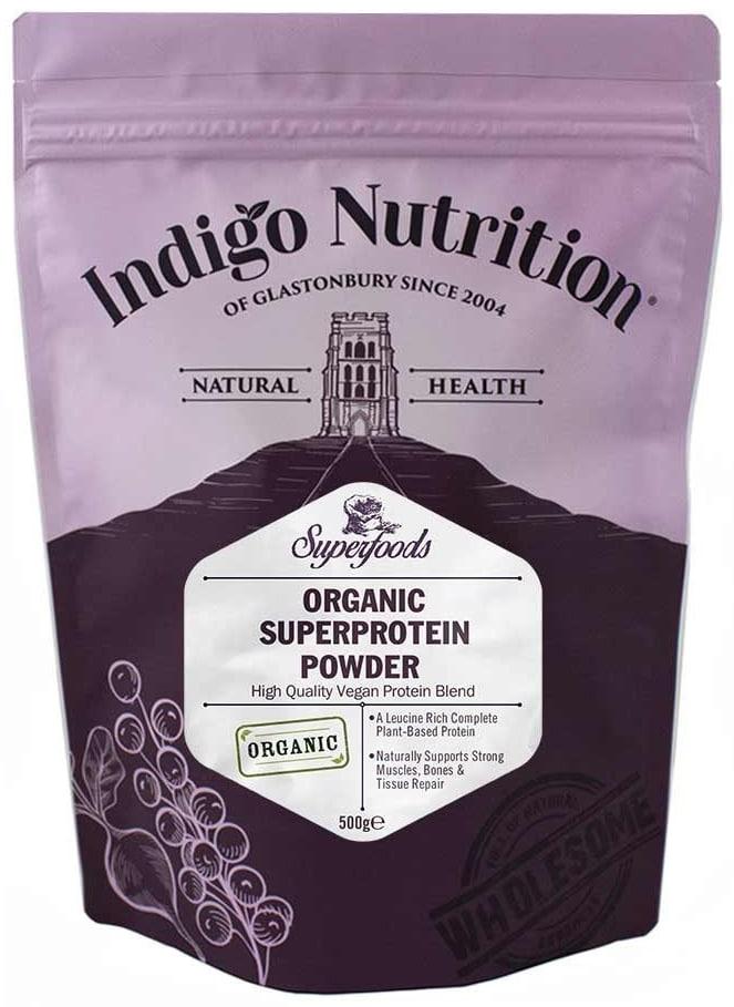 Protéines végétales Indigo Nutrition