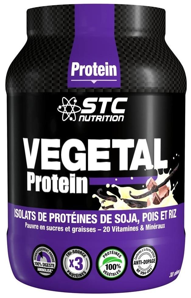 Protéines végétales STC Nutrition