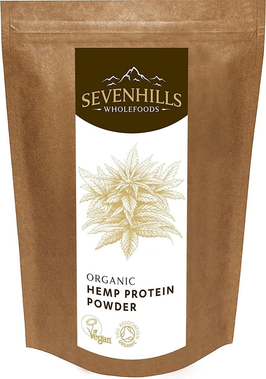 Protéines végétales Sevenhills Wholefoods