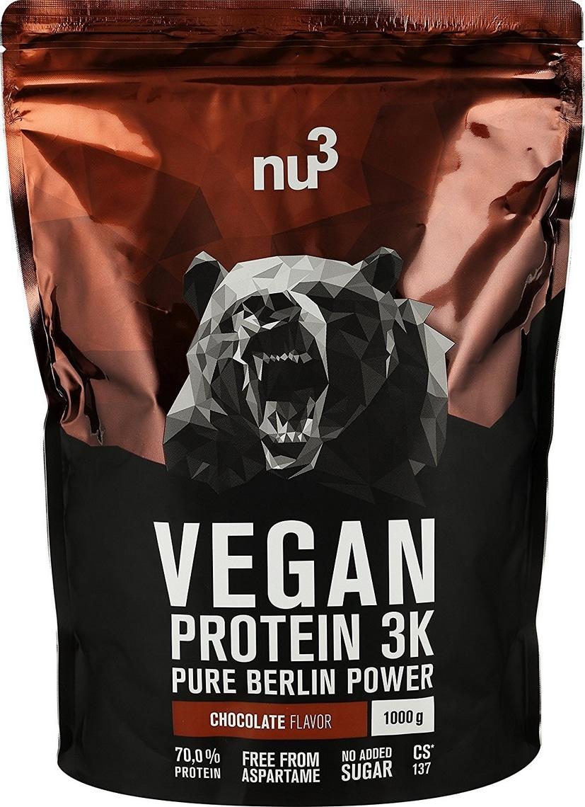 Protéines végétales nu3