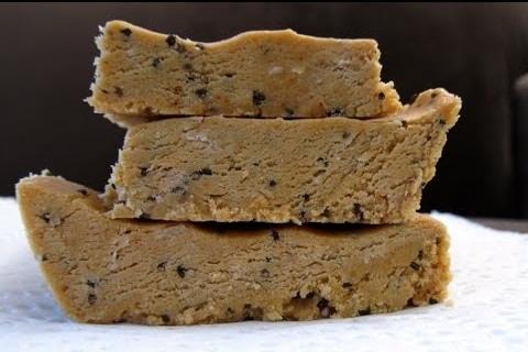 Recette barre protéinée low carb sans sucre