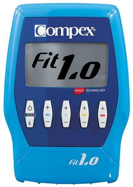 Appareil abdominaux électrostimulation Compex Fit 1.0