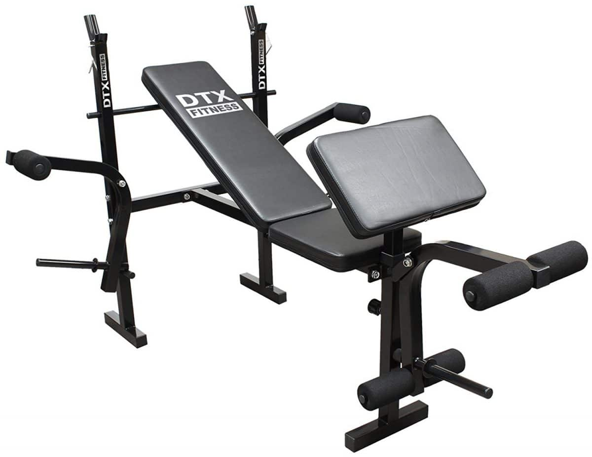 Banc de musculation DTX Fitness