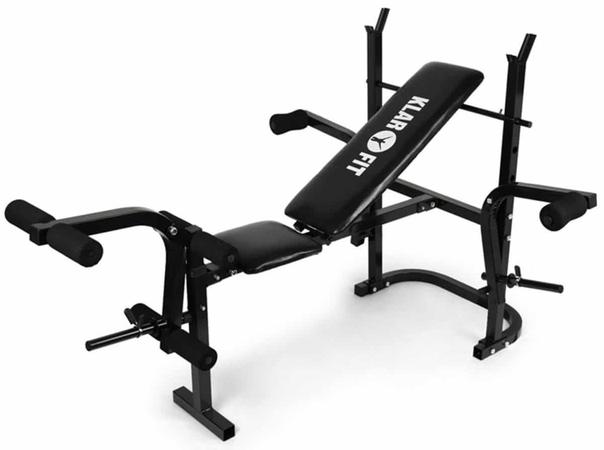 Banc de musculation Klarfit Workout Hero