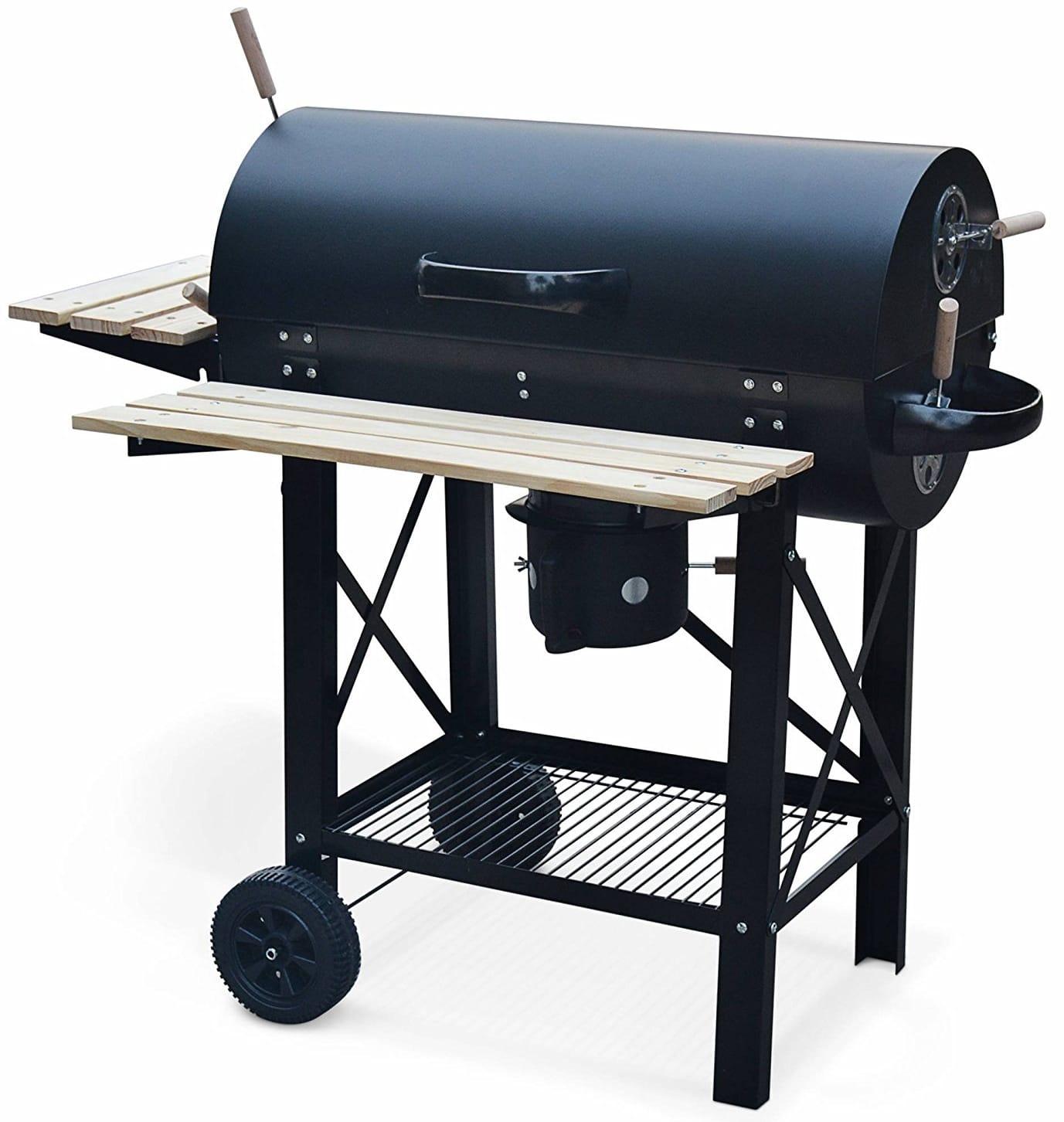 Barbecue A Gaz Ou Electrique quel est le meilleur barbecue charbon / gaz / Électrique ?