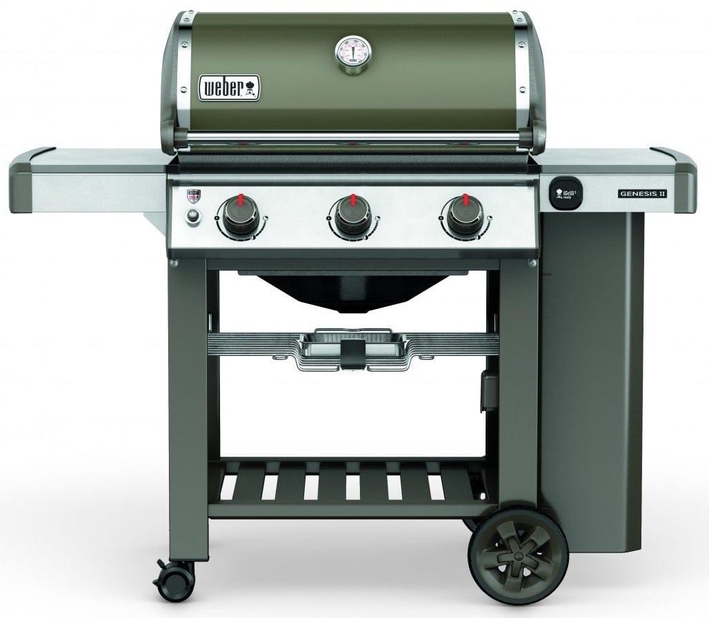 Barbecue gaz Weber Genesis II E 310