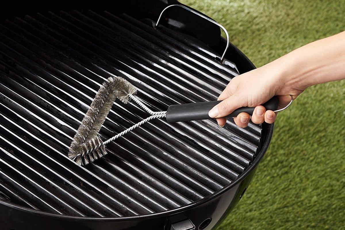 comment nettoyer une grille de barbecue tres sale 28. Black Bedroom Furniture Sets. Home Design Ideas