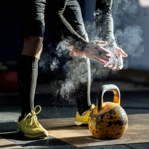 Kettlebell exercices
