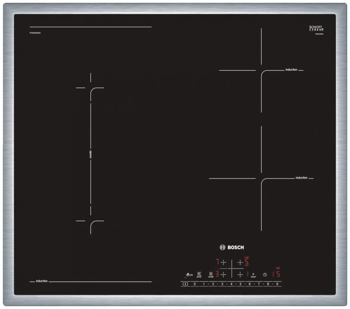 Plaque à induction Bosch PVS645FB1E