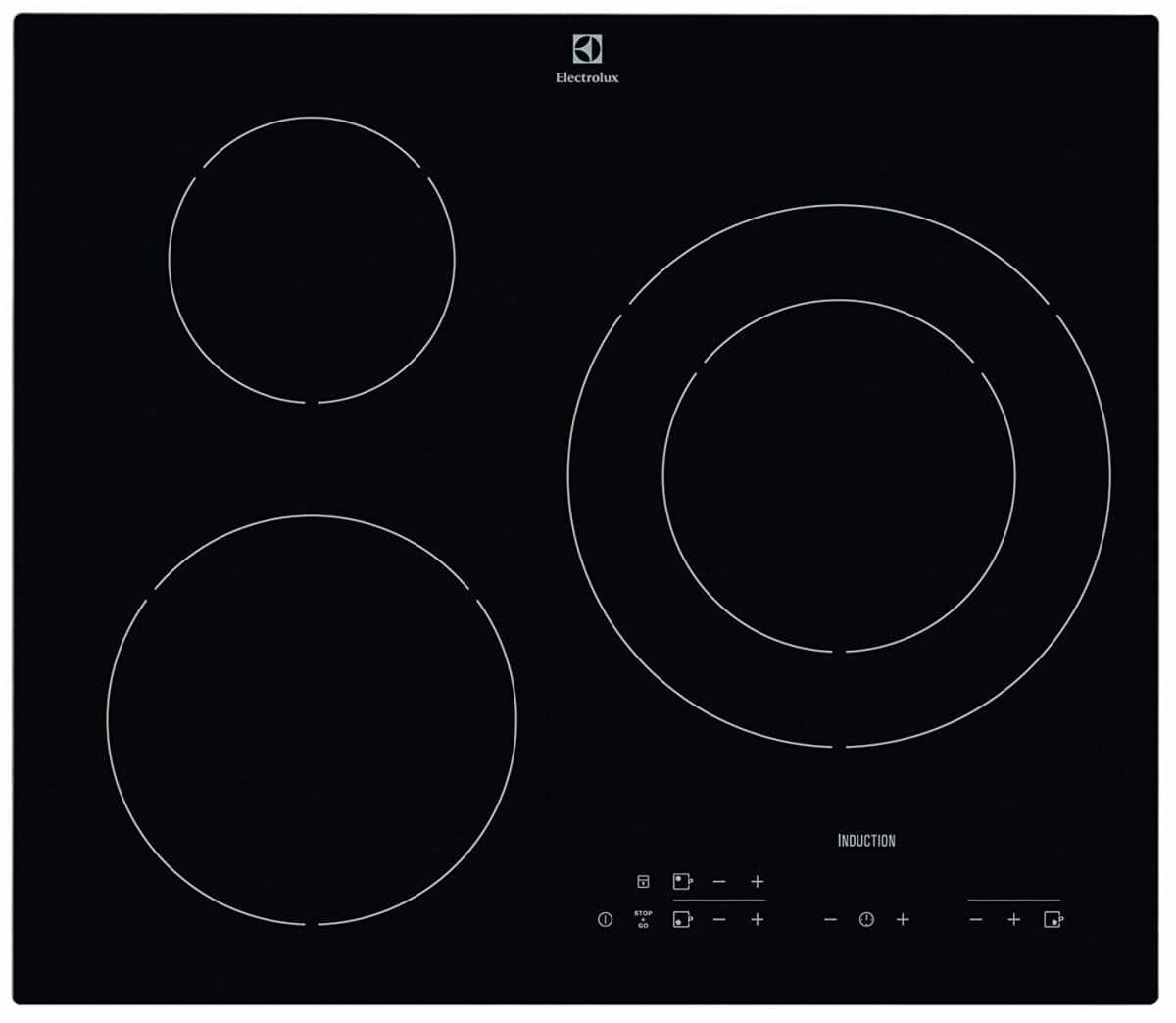 Plaque à induction Electrolux E6113HIK