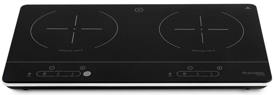 Plaque à induction portable Springlane Kitchen BT B35