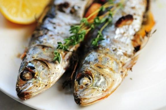 Recette barbecue entrée sardines grillées yaourt