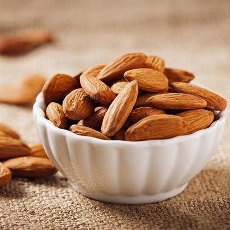 Aliments perdre ventre amande