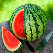 Aliments perdre ventre fruits pastèque