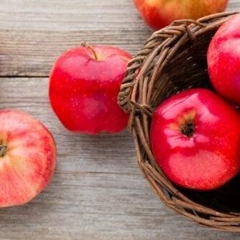 Aliments perdre ventre fruits pomme