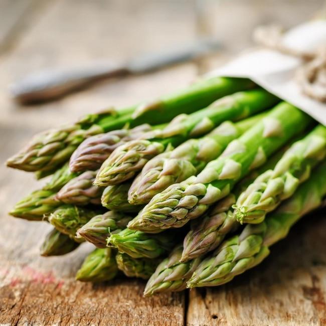 Aliments perdre ventre légumes asperges