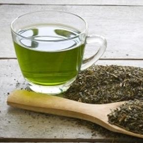 Aliments perdre ventre thé vert