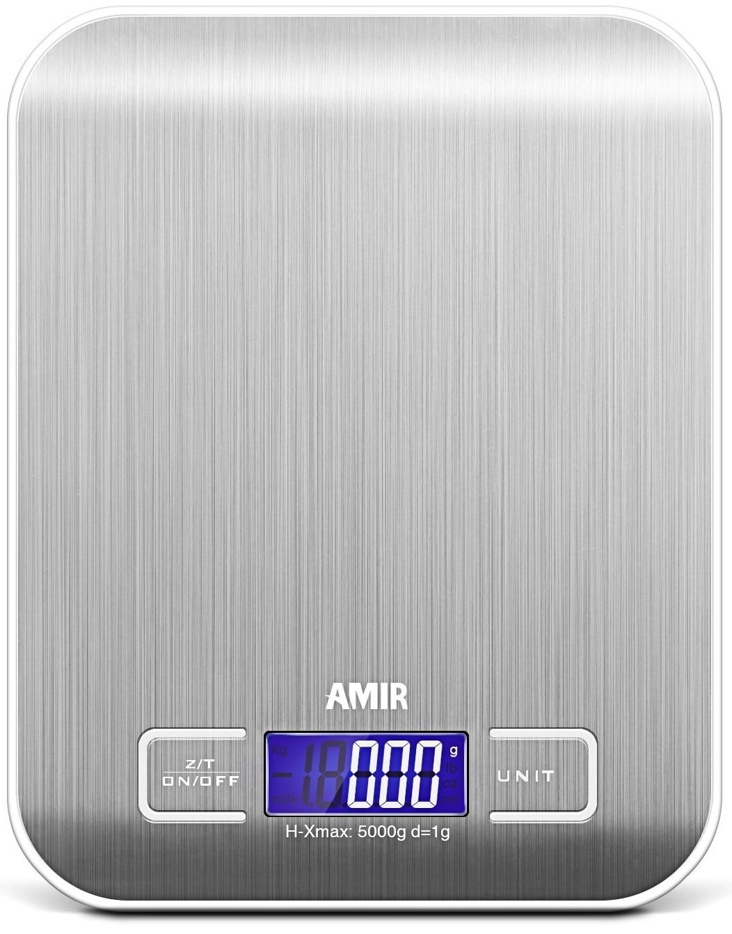 Balance de cuisine électronique Amir