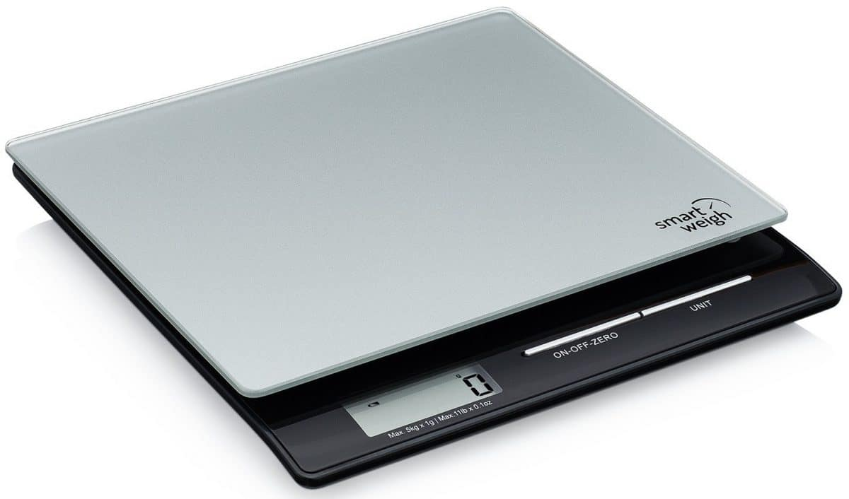 Balance de cuisine électronique Smart Weigh